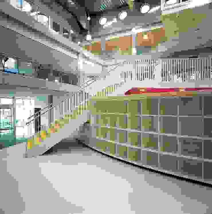 Facilitair Onderwijscentrum Niekée: modern  door Liag Architecten en Bouwadviseurs, Modern