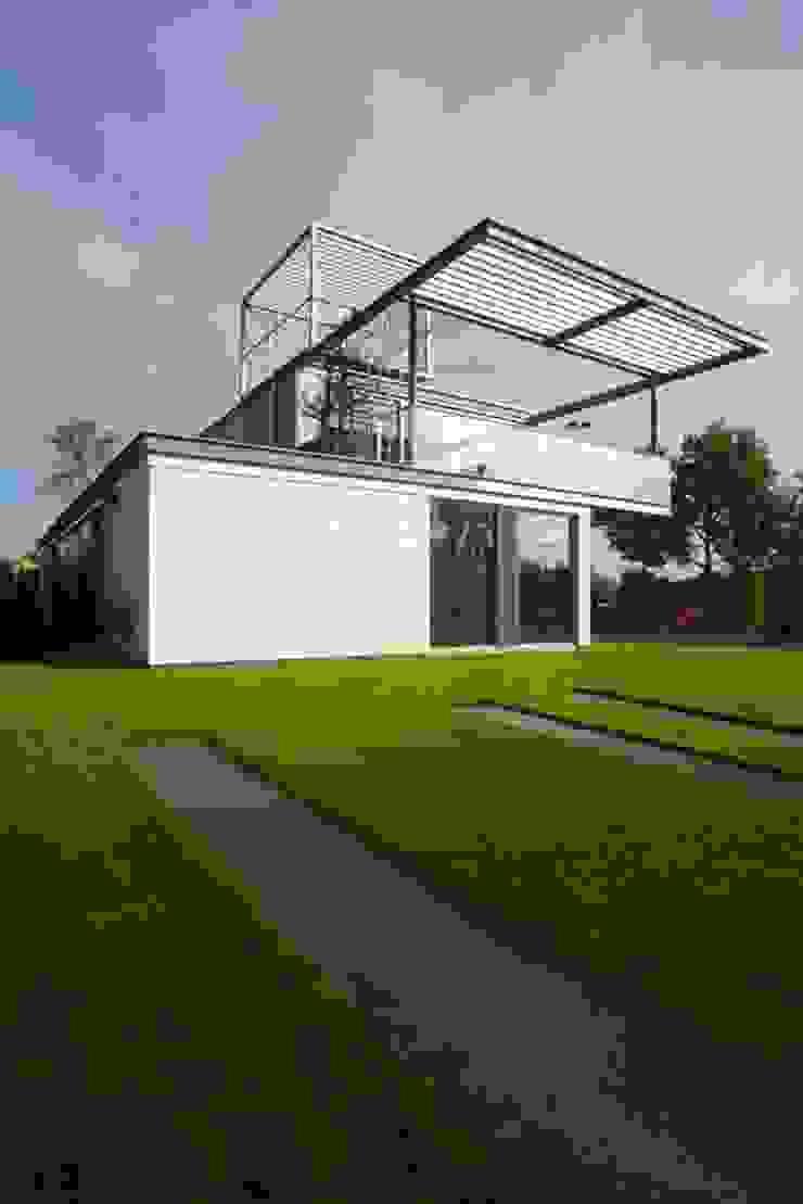 Huis Cats Moderne huizen van Archipelontwerpers Modern