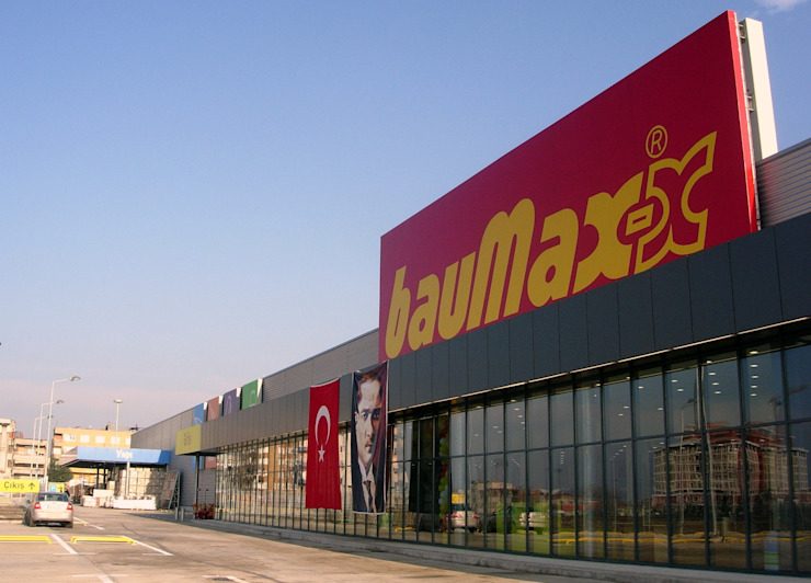 SAMSUN BAUMAXX DIY BAUMARKT Etüd Mimarlık Müşavirlik İnş. San. Tic. Ltd. Şti.