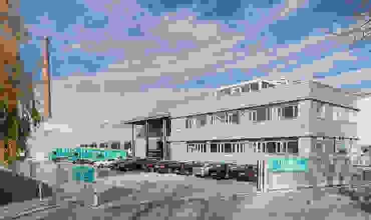 Gebäude Klassische Bürogebäude von PFERSICH Büroeinrichtungen GmbH Klassisch