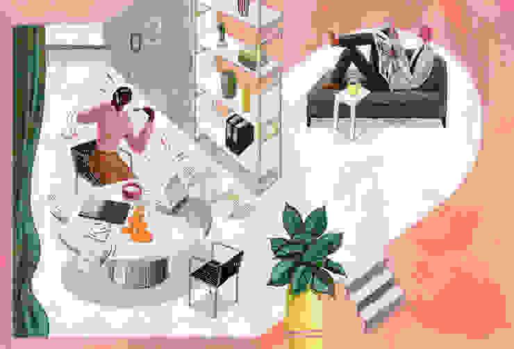 Das ZEITmagazine design issue van Pieter Van Eenoge
