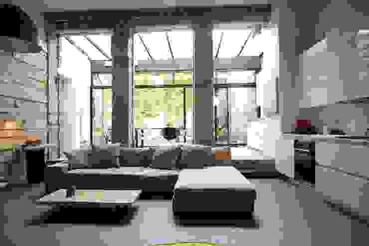 Modern Oturma Odası New Home Agency Modern