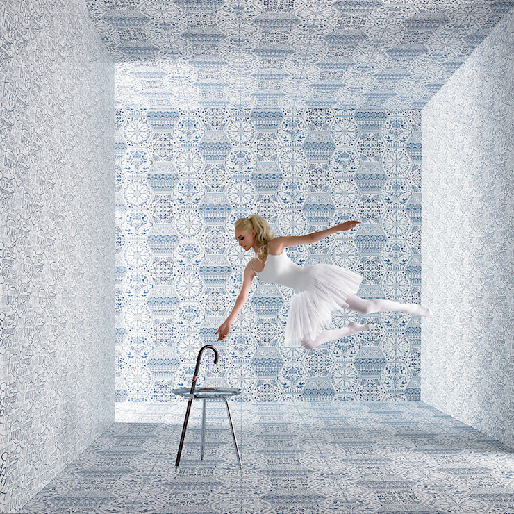 'Illusions' Collection from Marcel Wanders: modern  by Graham Brown, Modern
