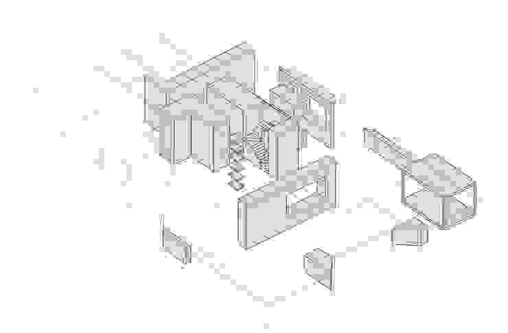 sistema degli spazi di Plastudio
