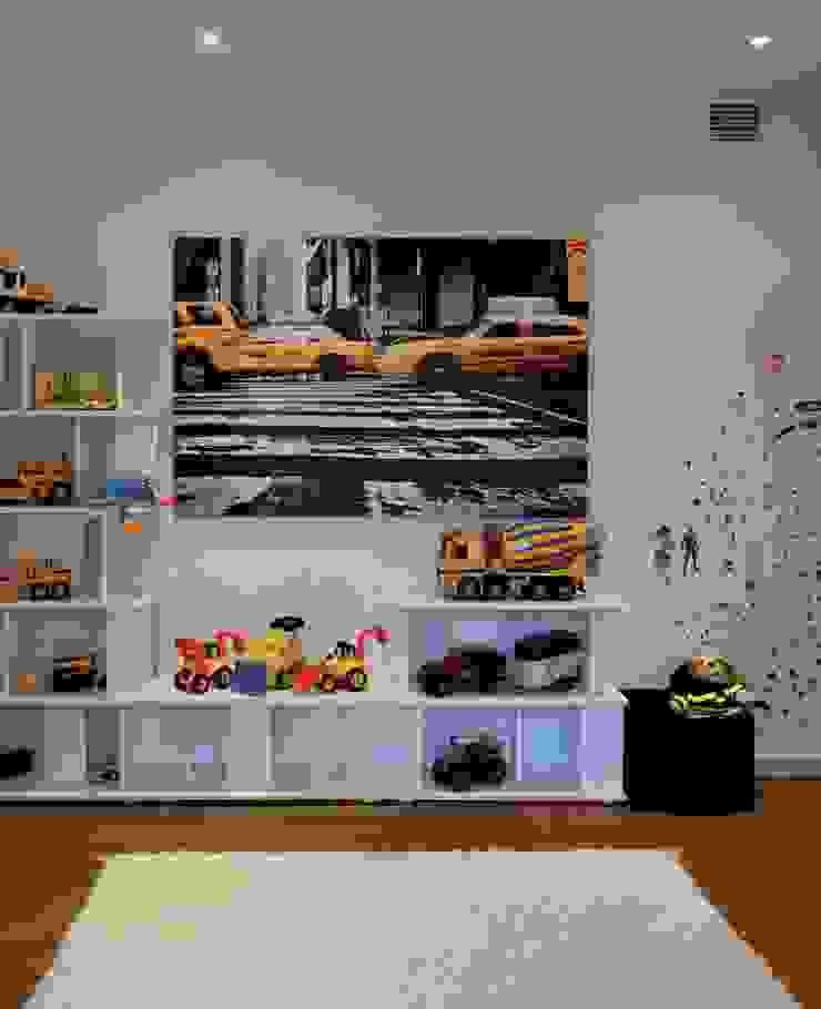 HANDE KOKSAL INTERIORS Modern Kid's Room