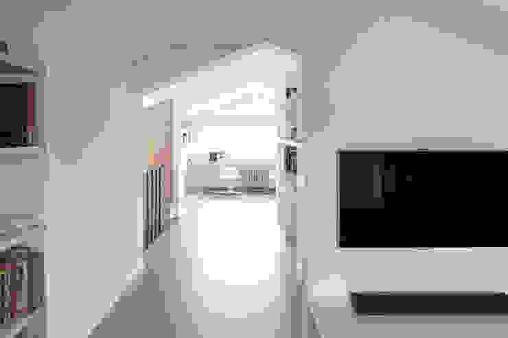 Eklektik Koridor, Hol & Merdivenler Plastudio Eklektik