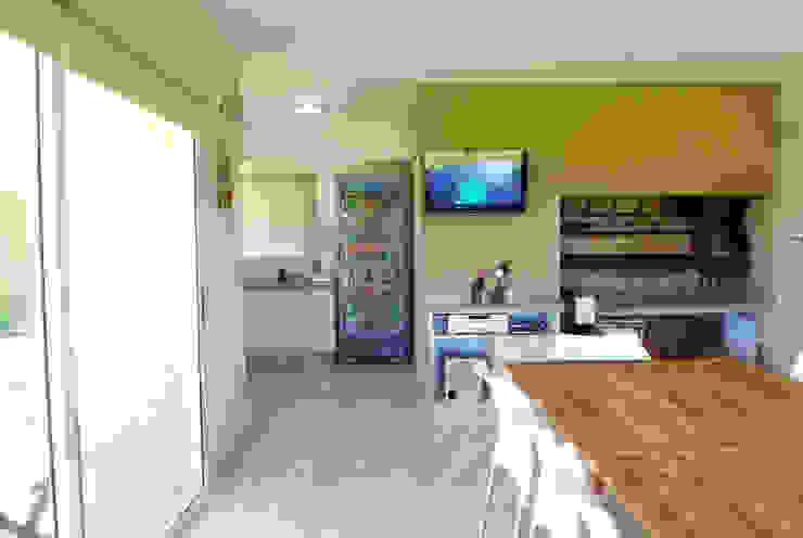 Modern Yemek Odası Opra Nova - Arquitectos - Buenos Aires - Zona Oeste Modern