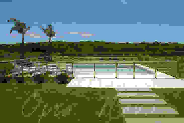 Бассейн в стиле модерн от Opra Nova - Arquitectos - Buenos Aires - Zona Oeste Модерн