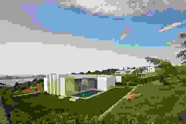 House A1 – A1 Evi Modern Evler HANDE KOKSAL INTERIORS Modern