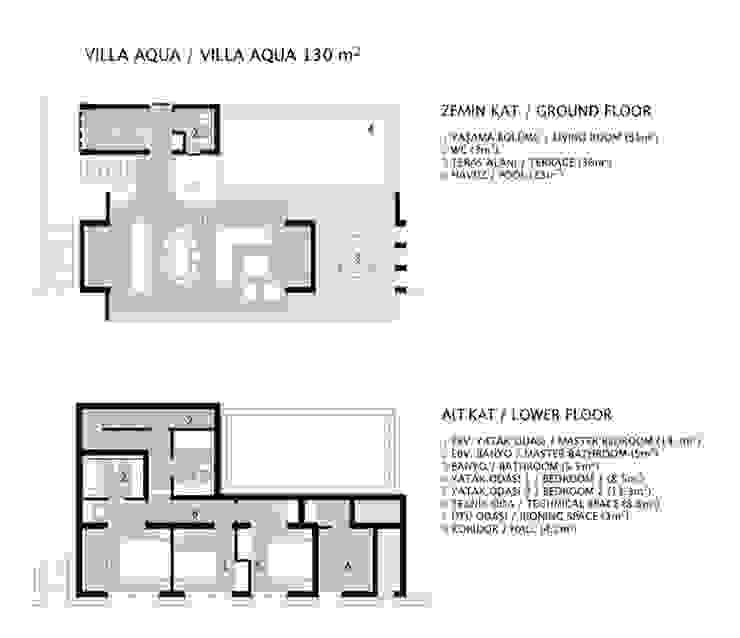 House A1 - A1 Evi HANDE KOKSAL INTERIORS