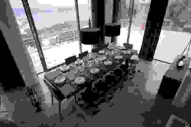 Modern Dining Room by HANDE KOKSAL INTERIORS Modern