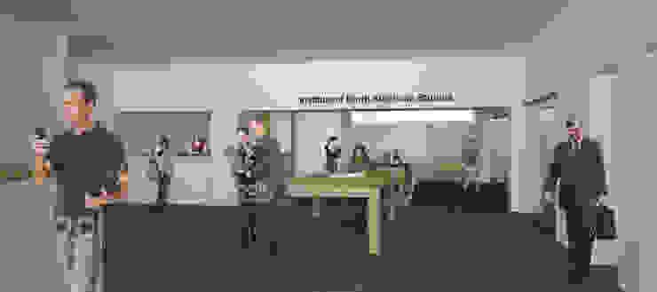 IEN Instituto de Estudios Norteamericano Oficinas y tiendas de Mariona Soler