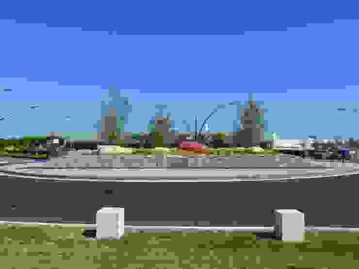 LA PLACE CARREE-EUROTUNNEL-COQUELLES 62 Centres commerciaux originaux par ARCHIBOTANICA S.A.S Éclectique