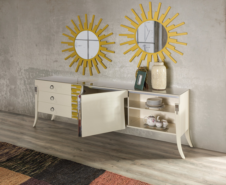 NILL'S FURNITURE DESIGN – VOGUE CONSOLE : modern tarz , Modern