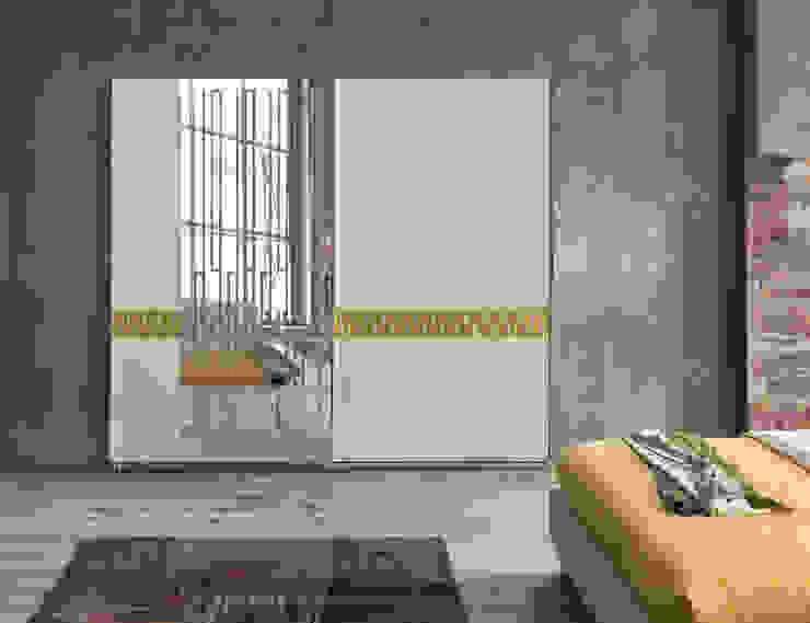 NILL'S FURNITURE DESIGN – Vogue Bedroom: modern tarz , Modern
