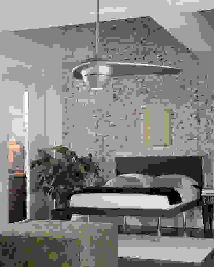 CASA BRUNO ventilador de techo Enigma, gris mate de Casa Bruno American Home Decor Moderno