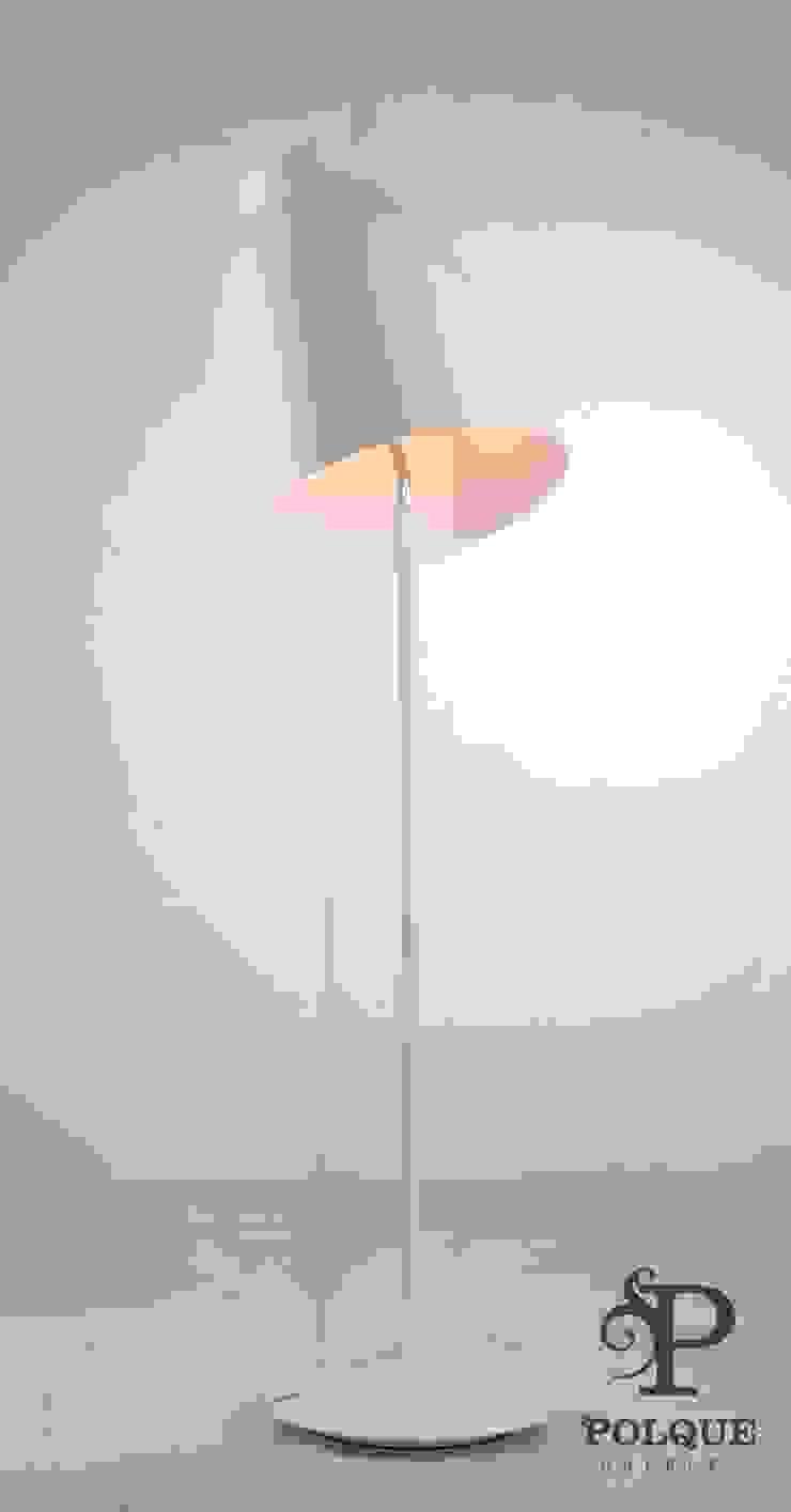 Lámpara FOCUS Blanca de Mobiliario y Decoración Escandinavo