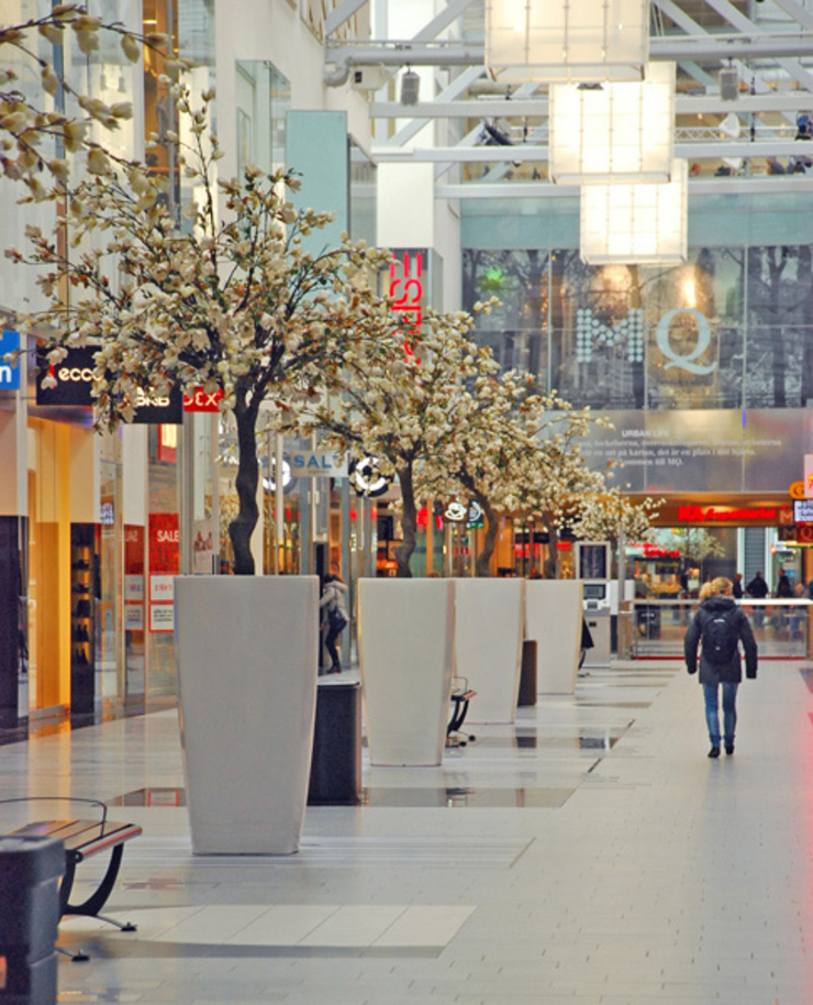 Degardo GmbH Interior landscaping