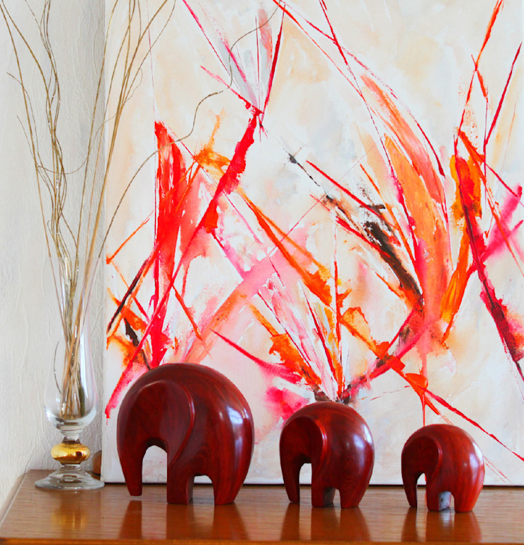 Woodcarving Sculptures: modern  by Nilare, Modern