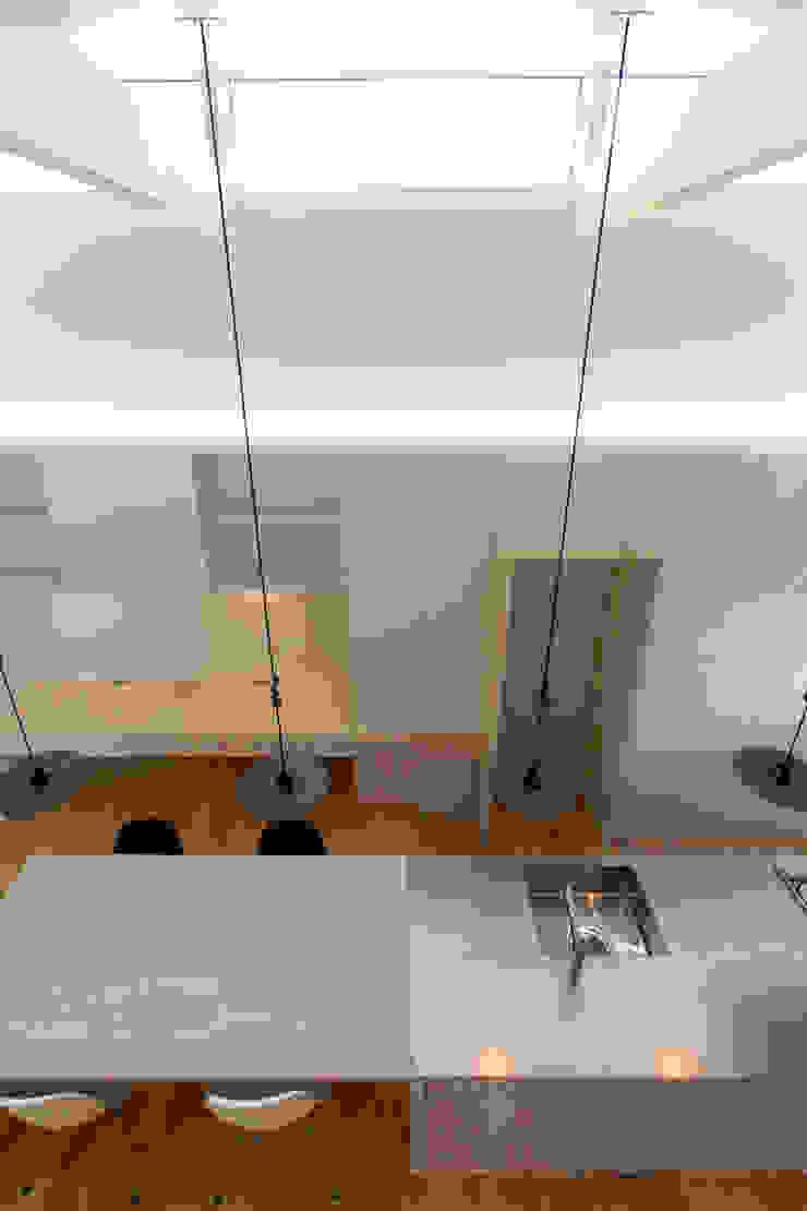 キッチン モダンな キッチン の 一級建築士事務所 Atelier Casa モダン