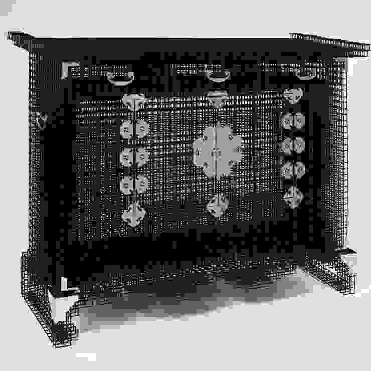 Afterimage_Furniture: Parkbomi의 현대 ,모던