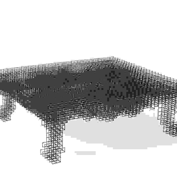 Afterimage_Tea table: Parkbomi의 현대 ,모던