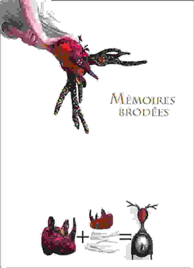 EMBROIDERED MEMORIES- ART,CRAFT, ECO DESIGN. Talva D. งานศิลปะแต่งบ้านงานศิลปะอื่นๆ