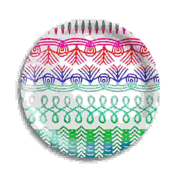 Folk Stripes by Skandihome