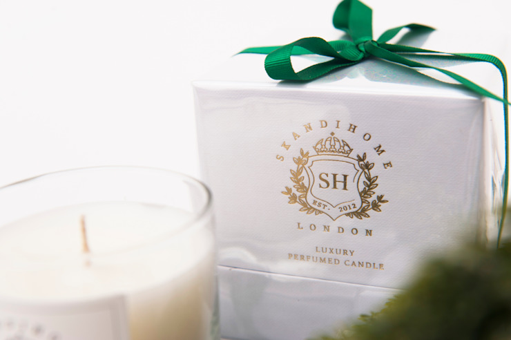 Perfumed Candle by Skandihome