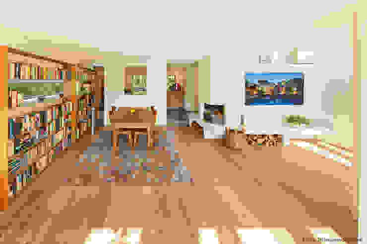 Woonhuis Austerlitz Landelijke huizen van Naked Architecture Landelijk