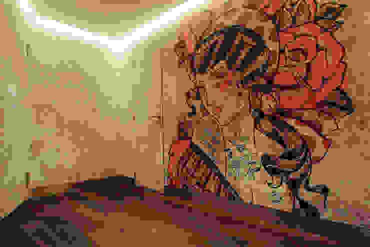 Löweneck Restaurant Gastronomía de estilo moderno de Studio Frey Moderno