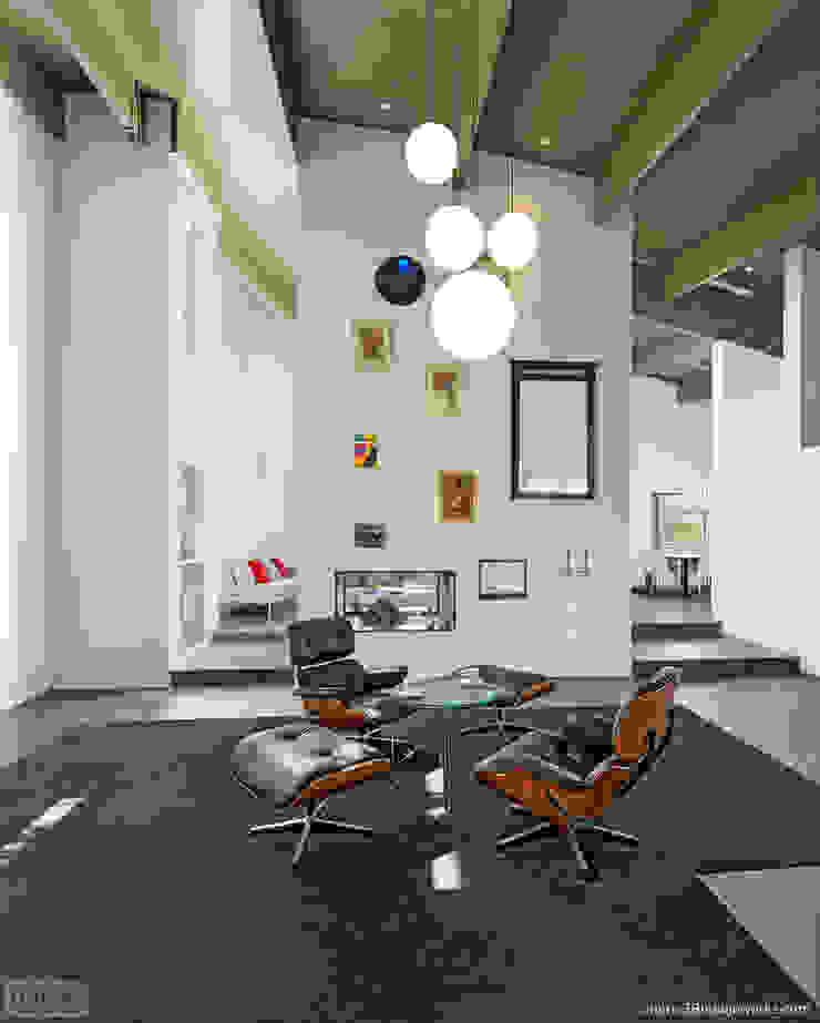 Nieuwe woning/bed & breakfast van Naked Architecture
