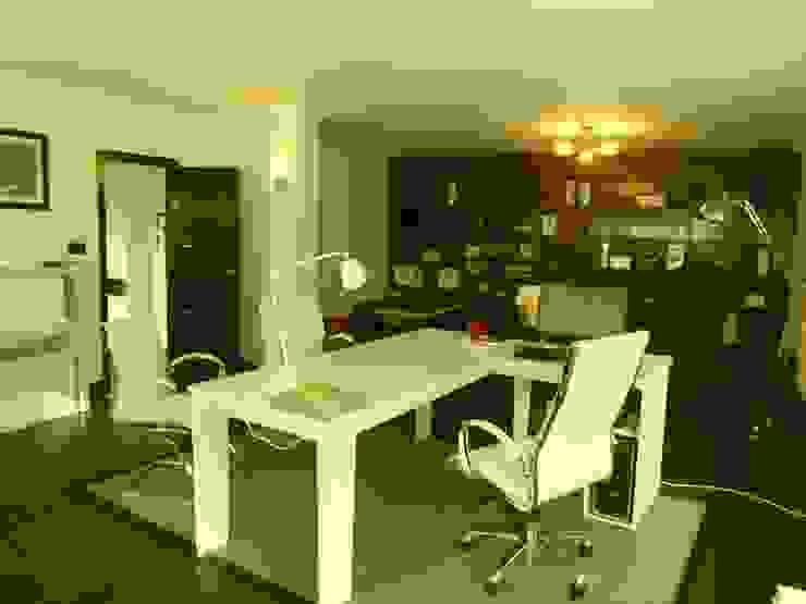 Diseño de mobiliario hecho a medida para el cliente de Arquitectos Fin Moderno