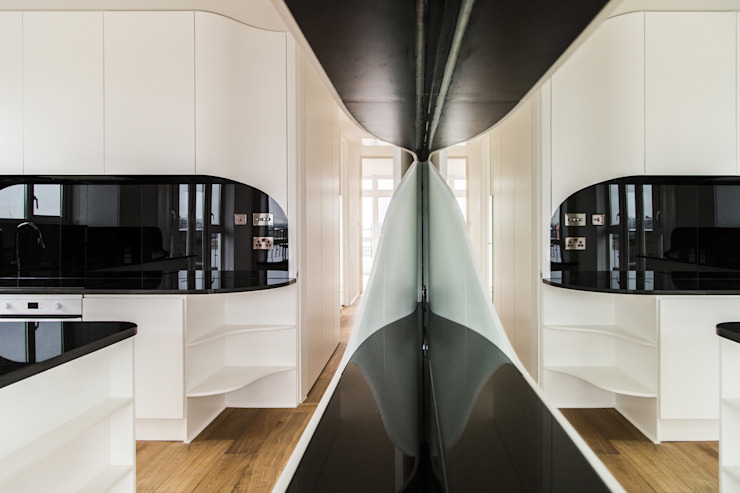 Wapping Wrap Houses by Atmos Studio