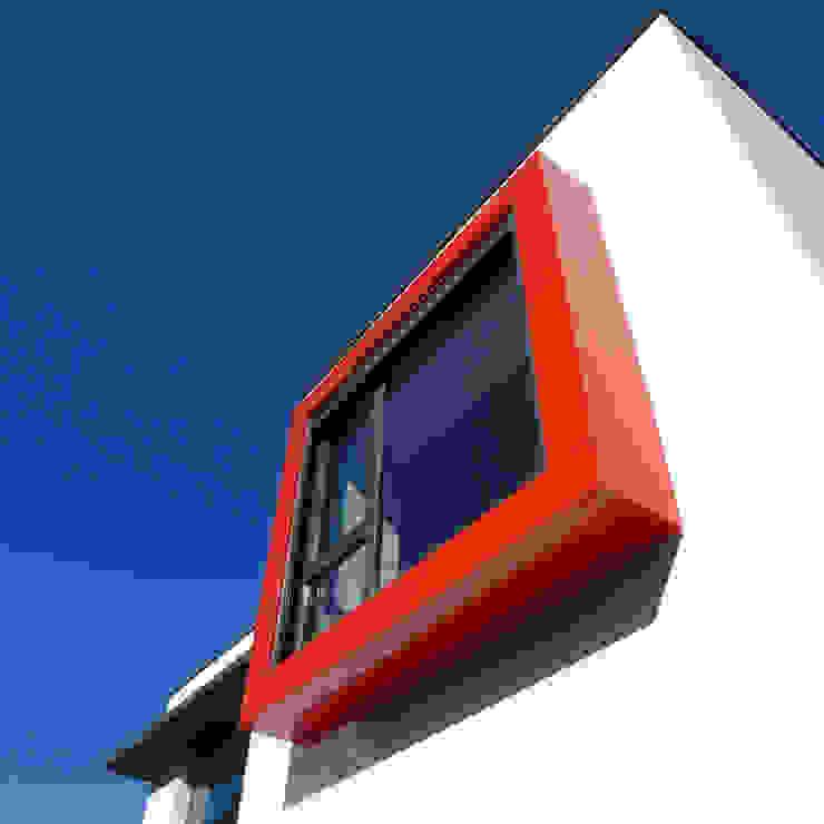 Vivienda en Fornos de AD+ arquitectura Moderno Aluminio/Cinc