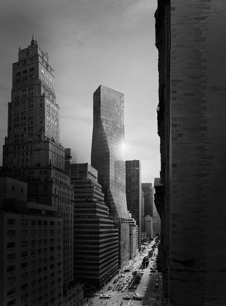 Turm Park Avenue: modern  von bloomimages GmbH,Modern