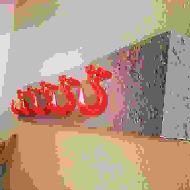 de estilo industrial por Murat Topuz Atelier, Industrial