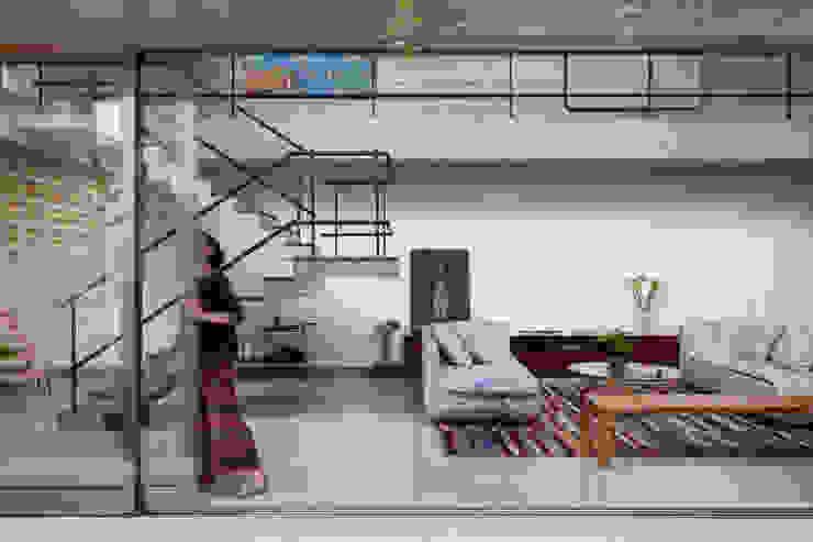 Casas de estilo  por CR2 Arquitetura,