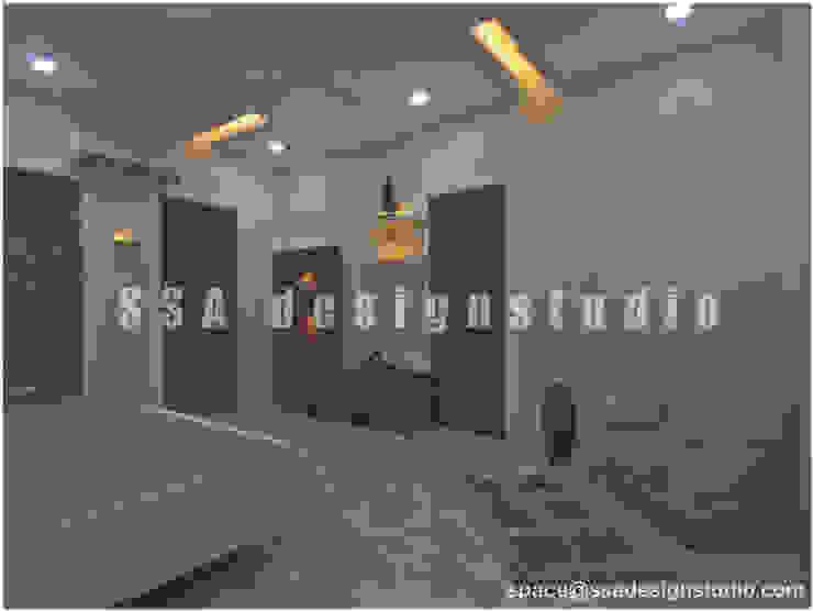Residence Bedroom by SSA Design Studio