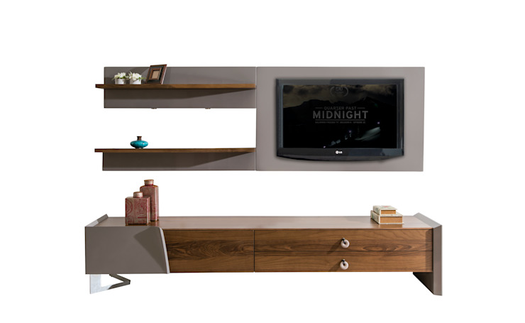 Twıst TV Unit NILL'S FURNITURE DESIGN