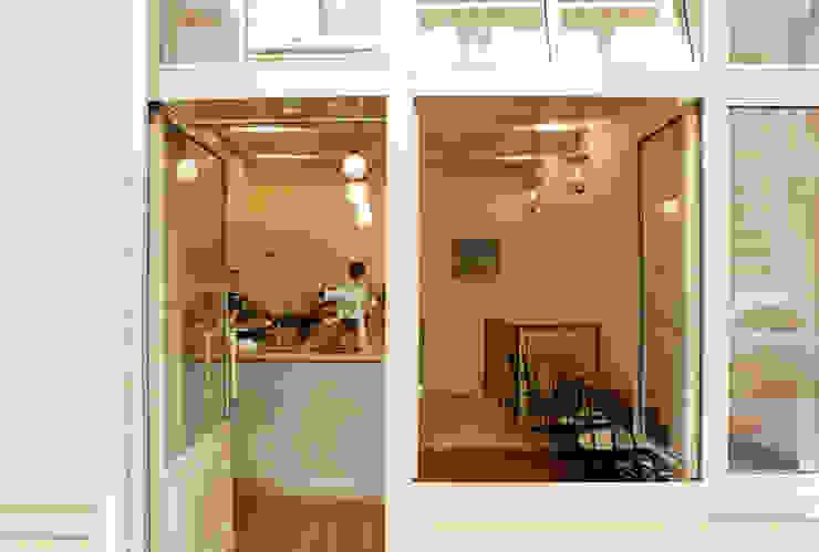 café Télescope Gastronomie par bandapar architecture +++