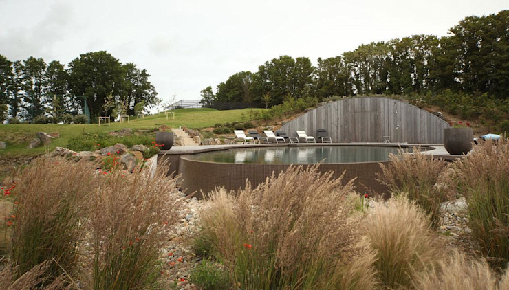 Treverra Farm, Rock by Mackenzie Wheeler Architects + Designers