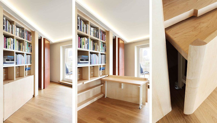 South Bank, London by Mackenzie Wheeler Architects + Designers