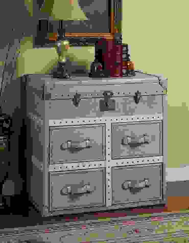 Vintage Storage Trunk from LOCUS HABITAT: classic  by Locus Habitat,Classic