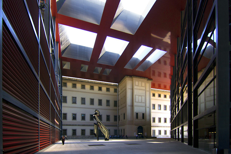 Musei in stile eclettico di homify Eclettico