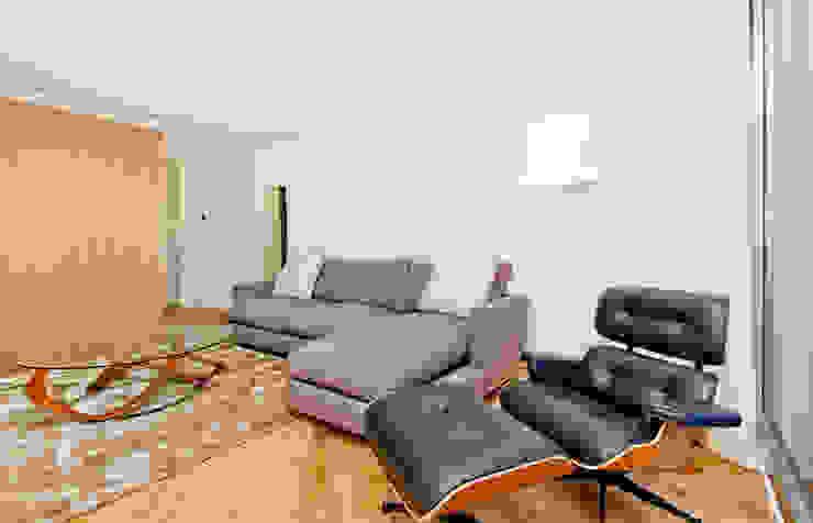 Sala de estar Espacios de LIMEX OBRES I PROJECTES S.L.