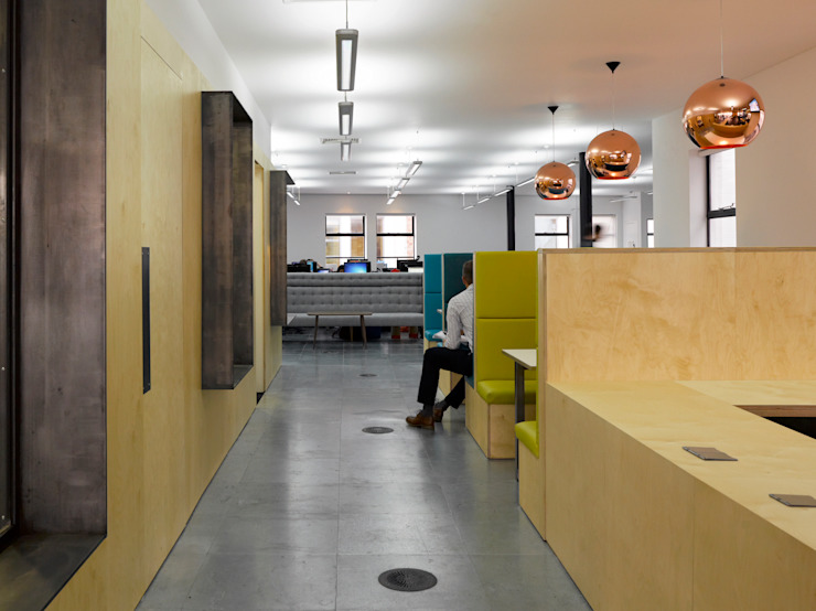 VCCP Office buildings by Spacelab
