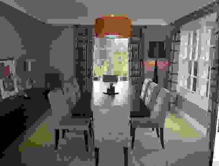 Contemporary Dining Room Modern dining room by Rachel Angel Design Modern
