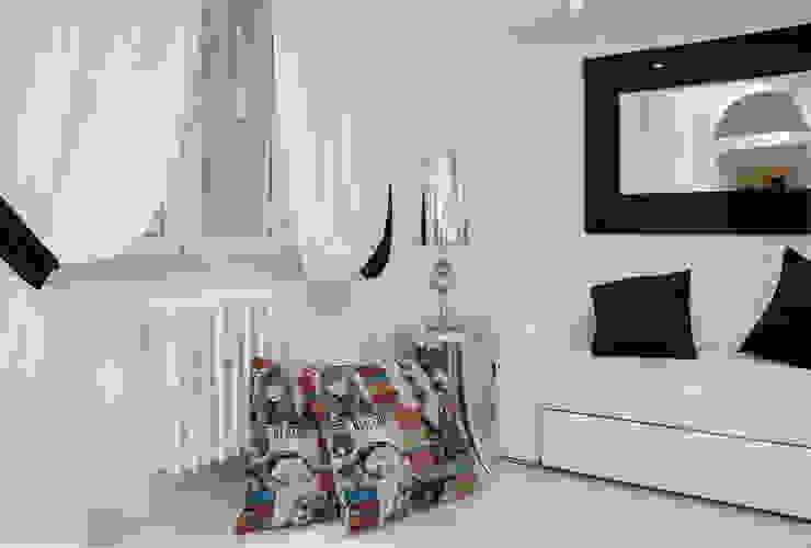 Projekty,  Salon zaprojektowane przez Pavart SRL,