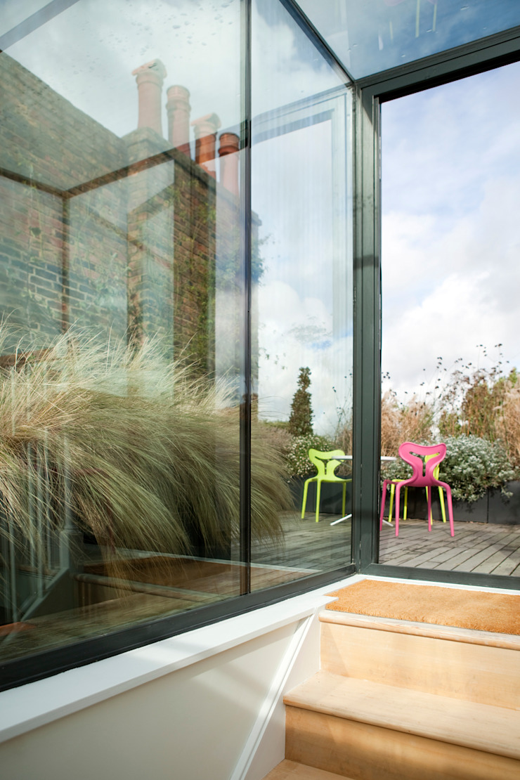 Vincent Terrace Koridor, Hol & Merdivenler Lipton Plant Architects
